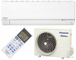 Panasonic CS-E9RKDW/CU-E9RKD inverter
